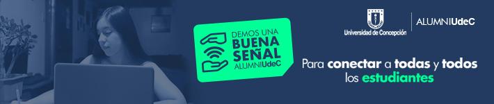 Demos una buena señal - Alumni UdeC